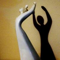 Porcelain lady