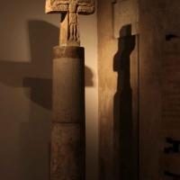 Shadows in a Verona Museum
