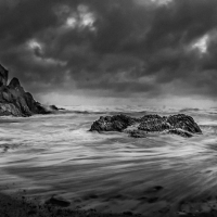 Stormy Water