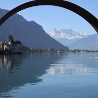 Lake Leman, Switzerland