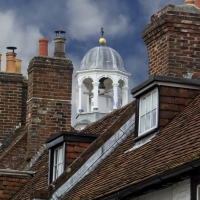 Chimneys & Church