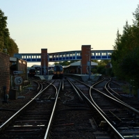 The Rails to the Station
