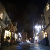 Quay Hill Night