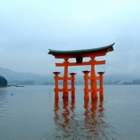 Torii Gate   entry from the Mundane to Sacred