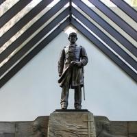 Sculpture of Admiral Farragut, New Hampshire
